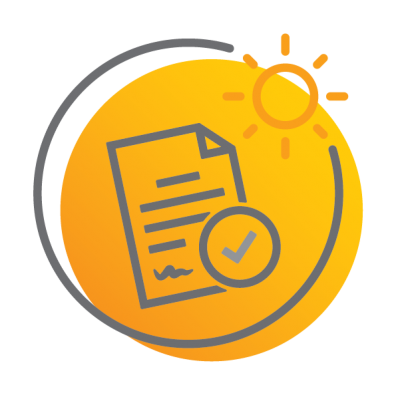Solar Energy Proposals Icon