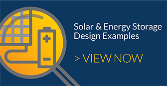 Solar Energy Storage Design