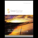 C&I Solar Risk Management