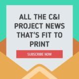 Commercial industrial project newsletter